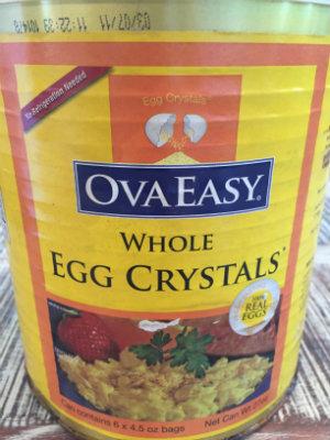 Ova Easy Egg Crystals