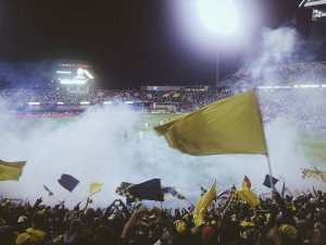 Soccer Crowd