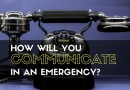 How Will You Communicate in an Emergency?