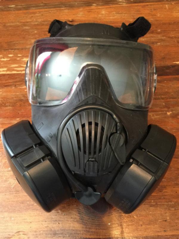 M50 Gas Mask