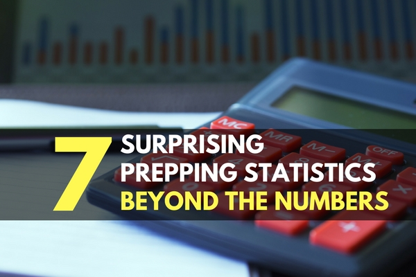 7 Surprising Prepping Statistics_ Beyond the Numbers