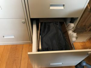 Filing Cabinet for EMP