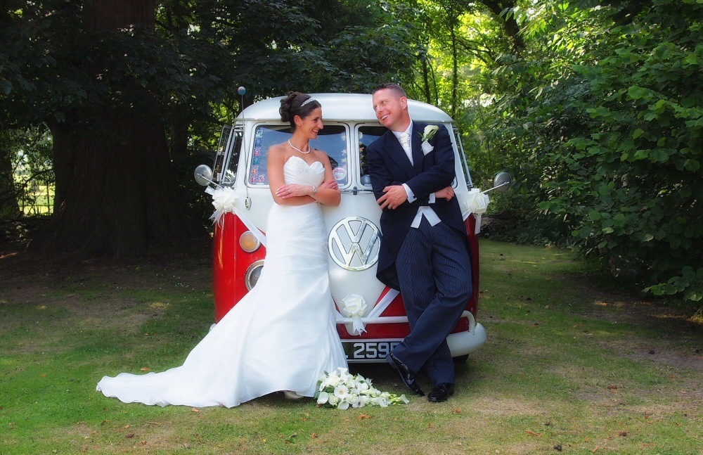 Wedding cars Wrexham & Chester