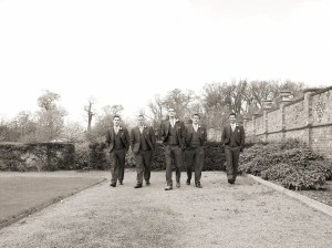 The Groomsmen at Carden park