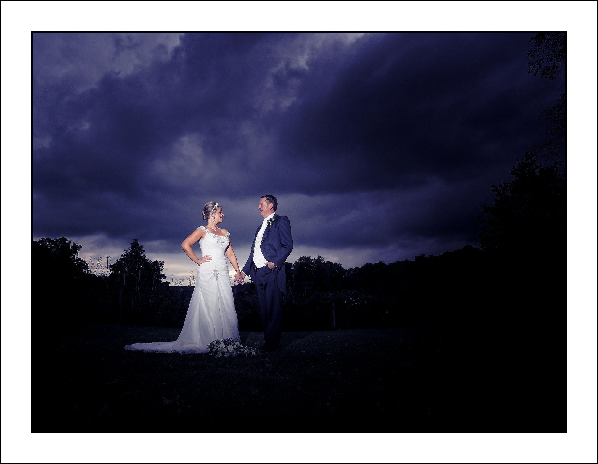 Spa Ruthin wedding photographer