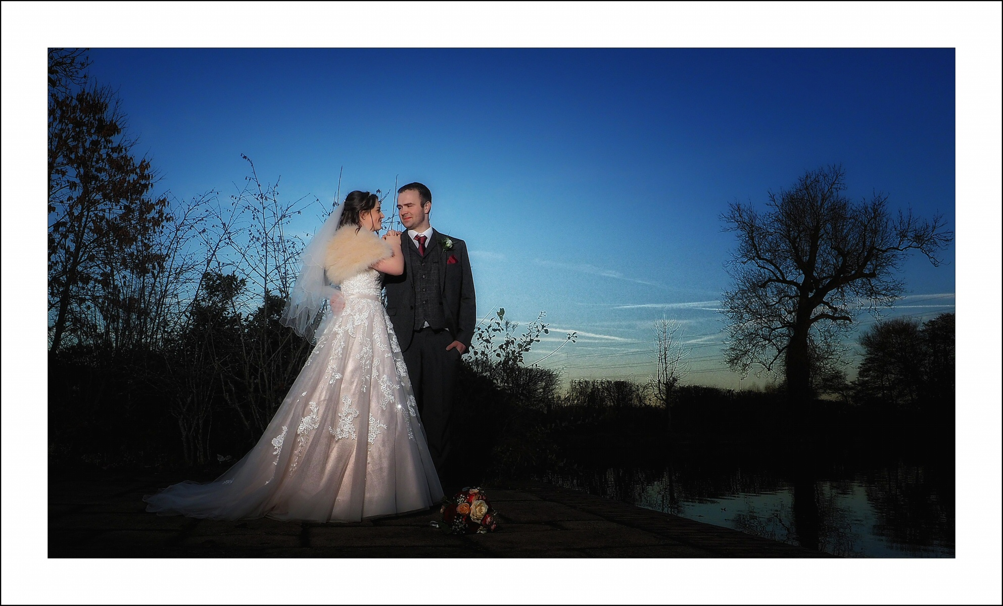 weddings at lion quays near oswestry