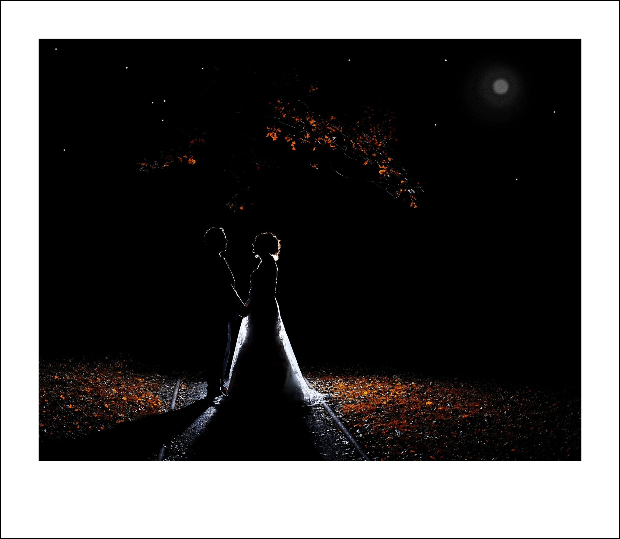 North Wales and shropshire wedding photographer
