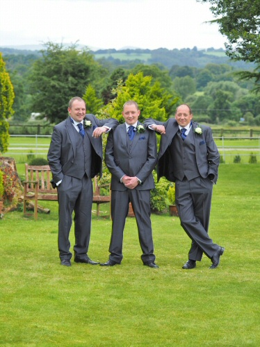 Highfield Hall Wedding Photography by True Reflections
