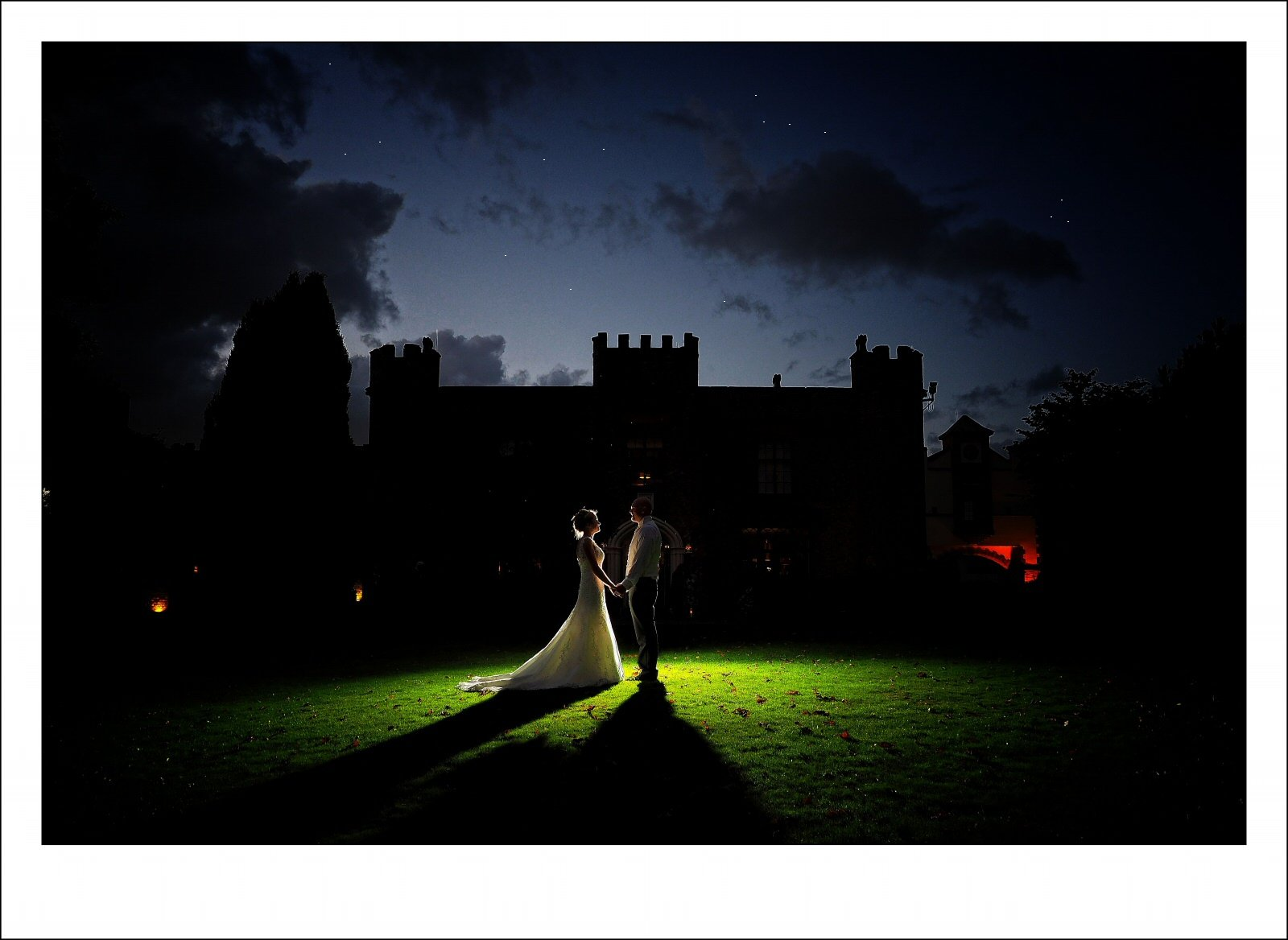 Photographer who works at Crabwall Manor
