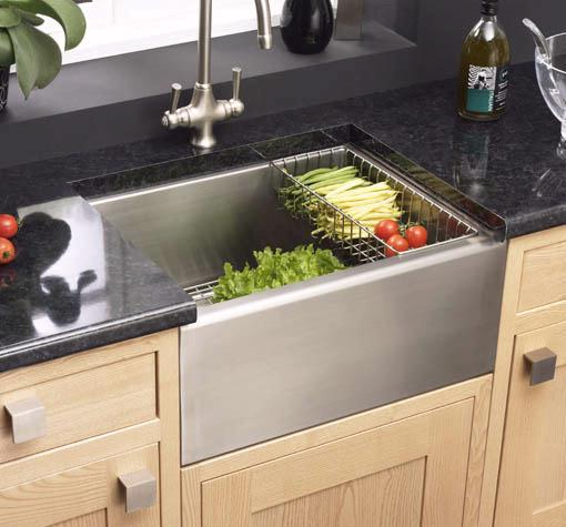 Belfast Stainless Steel 10 Bowl Kitchen Sink Astracast