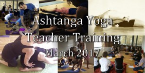 Yoga Teacher Training March 2017