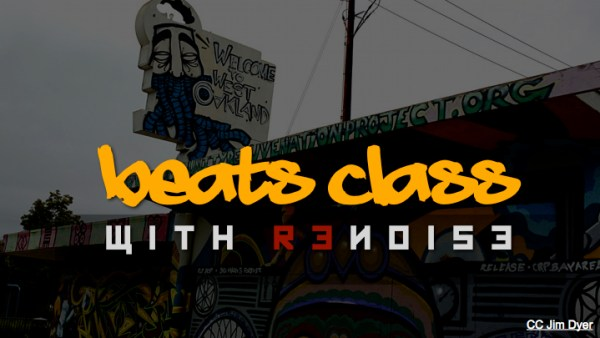 Beats Class with Renoise
