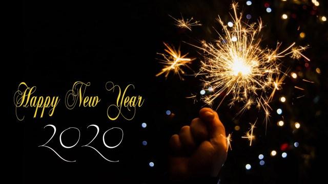 Crackers New Year Wallpaper 1 - Happy New Year 2020 Wallpaper, HD Greetings
