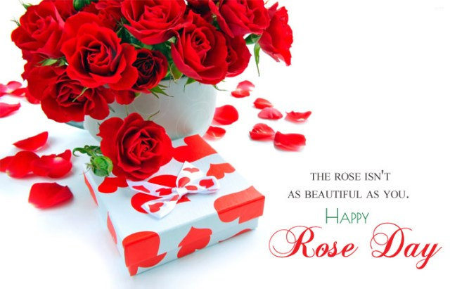 Happy Rose Day Images - 7th Feb Happy Rose Day Images with Shayari
