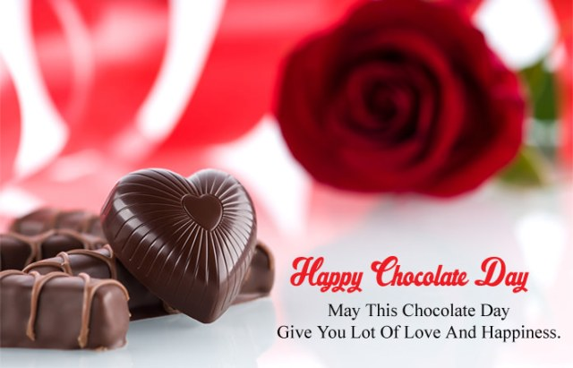 Happy Chocolate Day Love Images