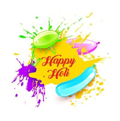 Happy Holi Display Pictures