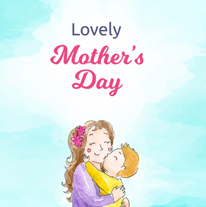 Lovely Photo for Mother Day