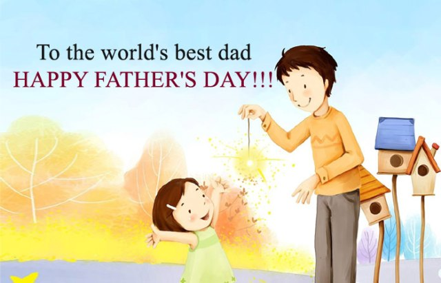 Cute Father Daughter Images - Fathers Day Images