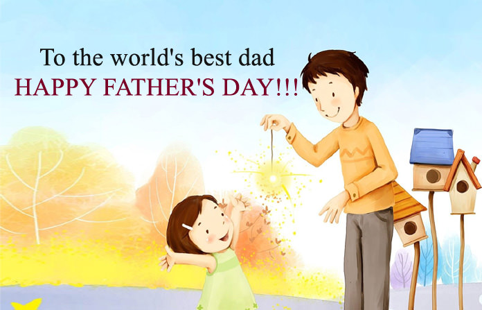 Cute Father Daughter Images