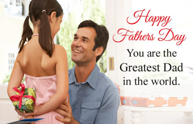 Greatest Dad in the World - Fathers Day Images