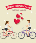 14th Feb Valentines Day Date