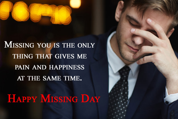 Happy Missing Day