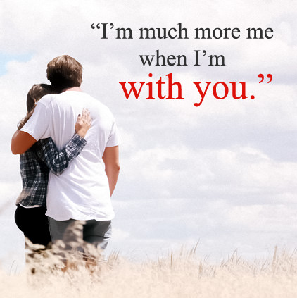 I Am With You Image