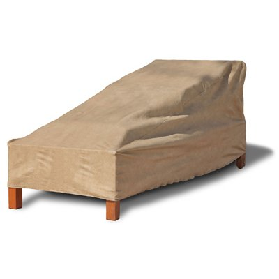 chaise lounge cover tan