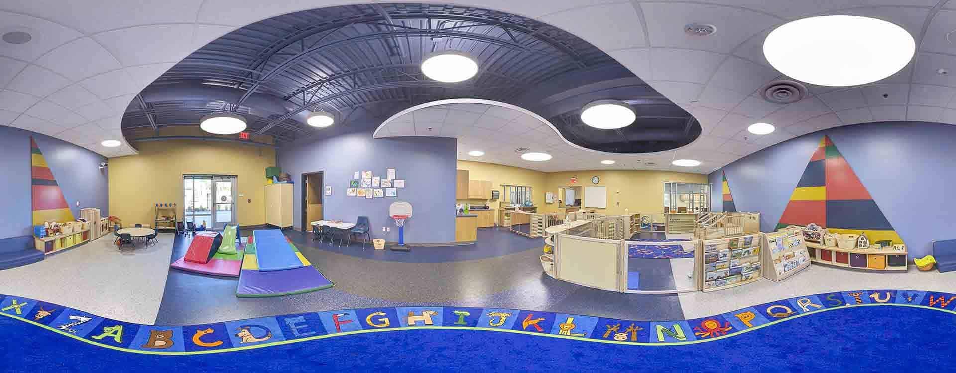 Google Virtual Tour Panorama Childcare