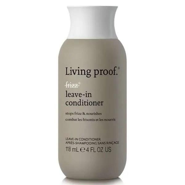 Living Proof No Frizz Leave-In Conditioner - Несмываемый кондиционер для гладкости волос