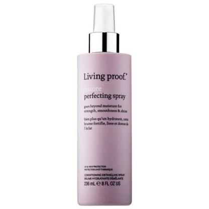 Living Proof Restore Perfecting Spray - Восстанавливающий спрей для сухих и поврежденных волос 236мл
