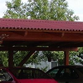 Pergoly a garážová stání - Potřebujete garáž? Nemáte místo? Vyřešíme Váš problém! Krytá garážová stání jako zajímavá alternativa.