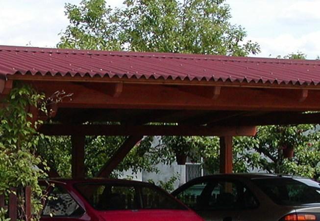 Pergoly a garážová stání Potřebujete garáž? Nemáte místo? Vyřešíme Váš problém! Krytá garážová stání jako zajímavá alternativa.