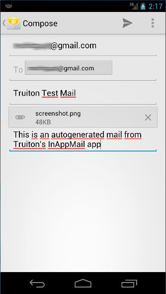 Android Take Screenshot Programmatically and Email - Truiton
