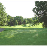 Trull Brook Golf Course Hole 1