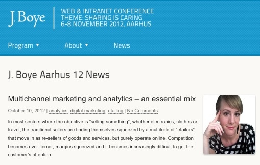 Multichannel Marketing and Analytics – an essential mix