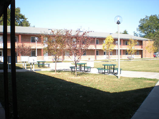 Campbell Apartments Truman State University