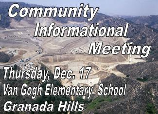 Landfill Odor Meeting