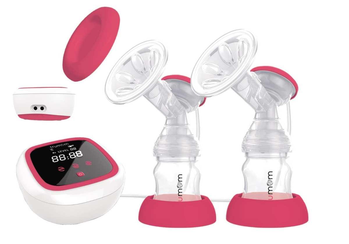 Trumom Double Electric Breast Pump  Trumom-2941