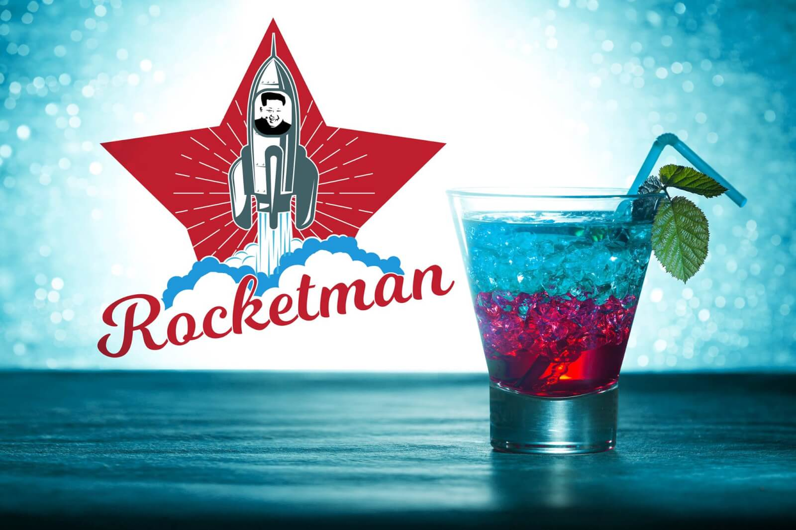 The Rocket Man Cocktail