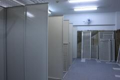 トランクルーム施工