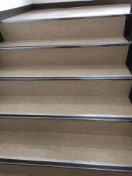 階段清掃2
