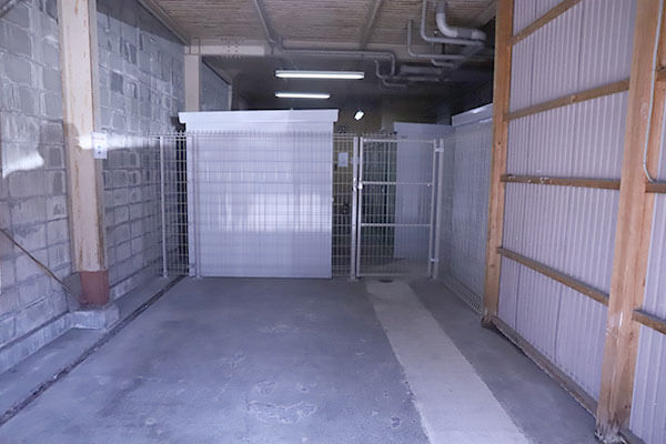 トランクルーム静岡田町店専用駐車場