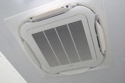 トランクルーム藤沢大鋸店 エアコン完備