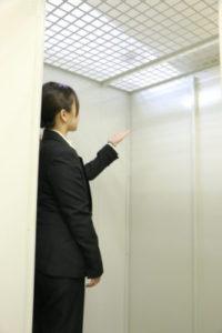 トランクルーム見学できます
