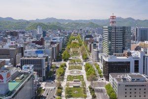 札幌のマンションとトランクルーム