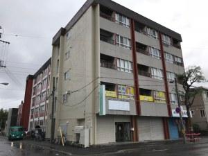 札幌市豊平区平岸のトランクルーム
