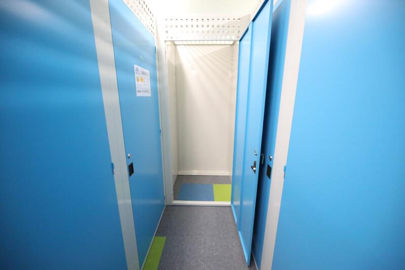 札幌市白石区のトランクルームは高品質