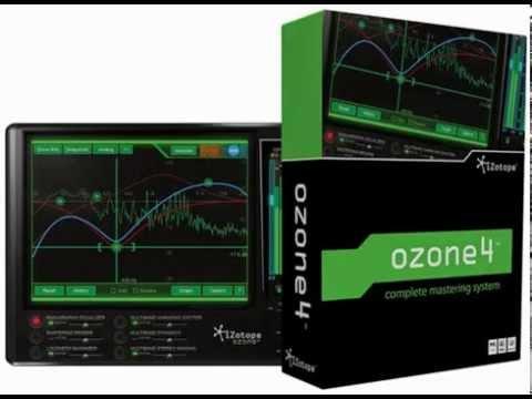 Izotope Ozone 4 Full Cracked