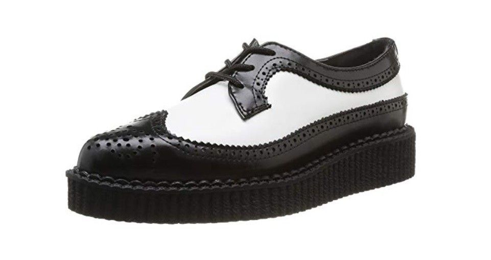 zapatos brothel creepers